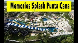Memories Splash Punta Cana 2018