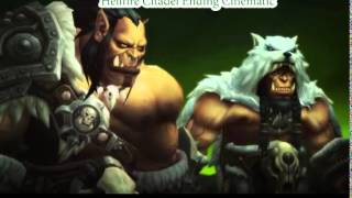 Warlords of Draenor - Patch 6.2 - Ending Cinematic (Hellfire Citadel) - [Spoiler]