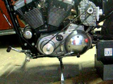 Bubuche S Sportster 1200 S Compressor From France Youtube
