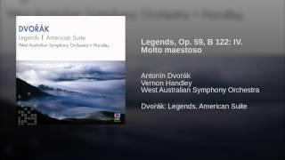 Legends, Op. 59, B 122: IV. Molto maestoso