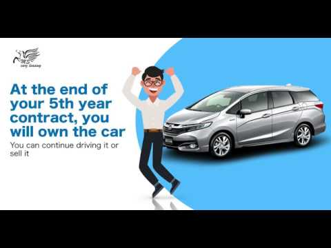 MS Carz Leasing Animation