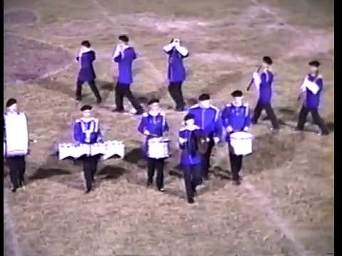 1998 Oliver Springs High School Band Show