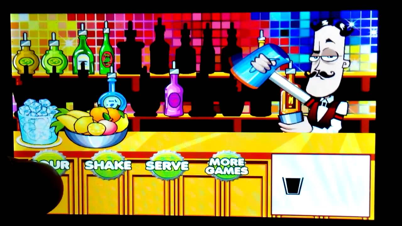 bartender spiel