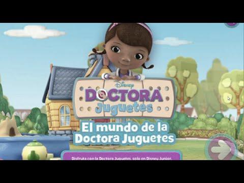 El Mundo De La Doctora Juguetes Juego ツ Youtube