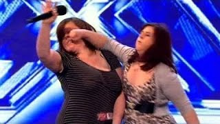 Ablisa's X Factor Audition Full Version   itv com xfactor