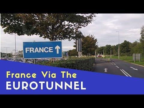 France Via The Eurotunnel With A Motorhome | Euro Trip 2018 Pt5