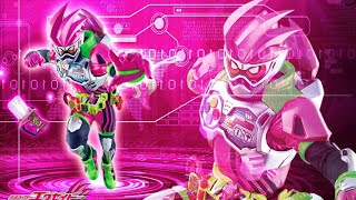 Gambar cover Kamen Rider Ex Aid First Henshin