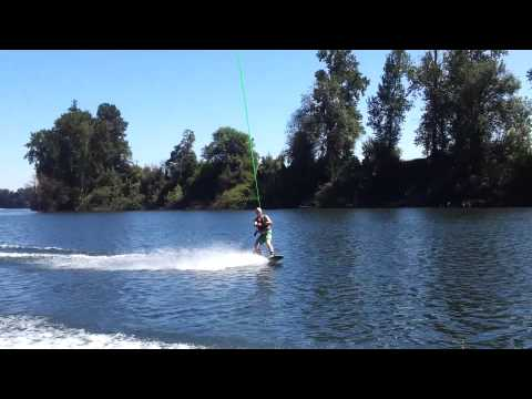 Wakeboarding - Faceplant