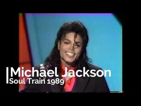 Michael Jackson - Soul Train Awards - 1989