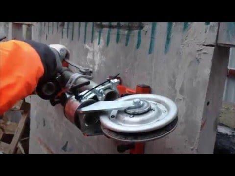 видео: Канатная резка без воды