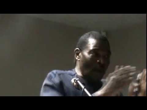 Diescho Describes History of the  Caprivi Strip