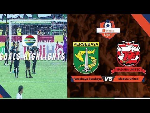 Persebaya Surabaya 2 Vs Madura United 2 Goal