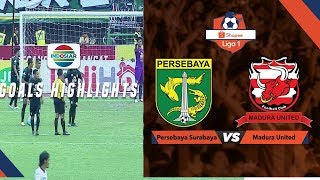 Persebaya Surabaya (2) vs Madura United (2) - Goal Highlights | Shopee Liga 1