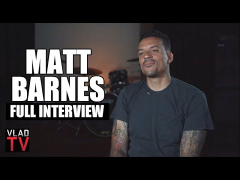 Matt Barnes On Derek Fisher,