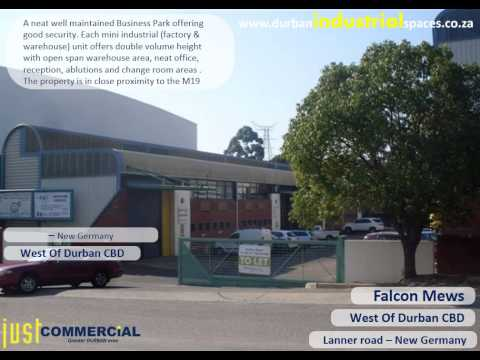Durban Industrial (Factory & Warehouse)  Complexes
