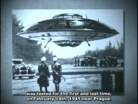 Nazi UFOs, Secrets of the Third Reich II Nazi Base Antarctica Full Russian НЛО Docu [Eng Subs!]