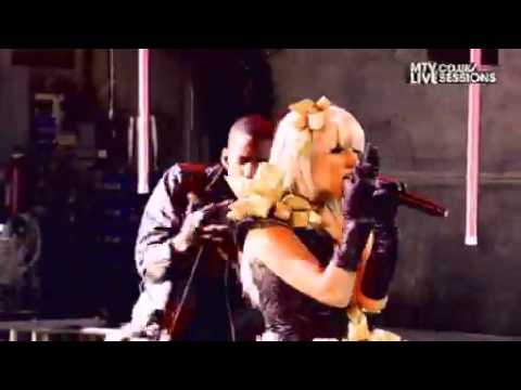 Lady Gaga   Beautiful, Dirty, Rich (MTV Session)