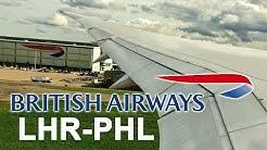British Airways Boeing 787 Dreamliner Engine Start, Taxi & Takeoff London Heathrow