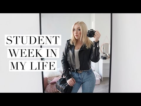 A REAL WEEK IN MY LIFE AS A UNI/LAW STUDENT | DC Diaries #21