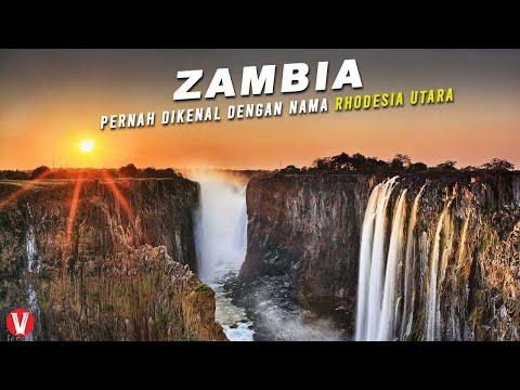 Negara Zambia! Sempat Satu Negara dengan Zimbabwe, Inilah Sejarah dan Faktanya