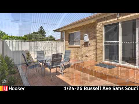 SOLD BY Manuel Panourakis -1/24-26 Russell Ave Sans Souci NSW 2219 Australia