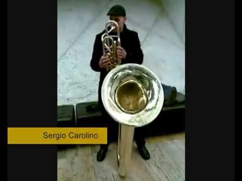 The New Lusophone - tuba solo Sergio Carolino