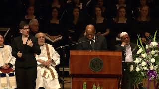 Rep  Louise Slaughter Funeral Service