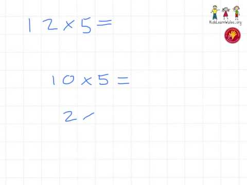 Grid Method Multiplication Worksheets Tu X U - grid multiplication ...