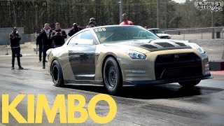 KIMBO - The 1500HP 58mm Turbo GT-R Record Holder - Command Performance