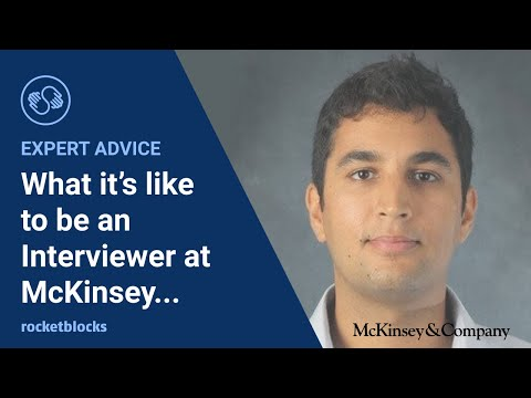 4 Insights Into Interview Day From The McKinsey Interviewer Perspective