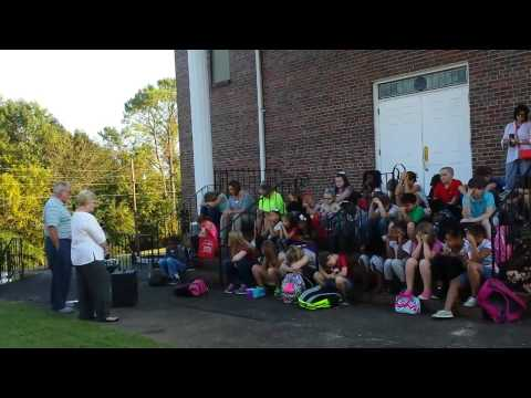 FORESTDALE BAPTIST SCHOOL, AT THE POLE