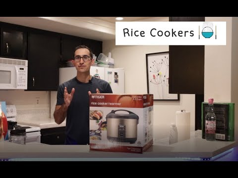 Tiger JNP-S10U-HU 5.5-Cup (Uncooked) Rice Cooker Review