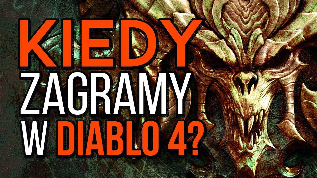 Kiedy zagramy w DIABLO 4?