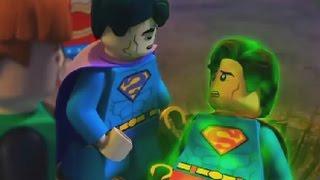 Lego DC Comics Super Heroes: Justice League vs. Bizarro League Part 3