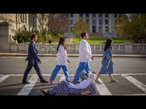 IT'S NOT A ZEBRA! ft. Harvard Medical School & HSDM ('CAN'T STOP THE FEELING!' Parody)