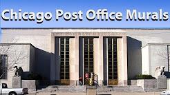 Chicago's Post Office Murals