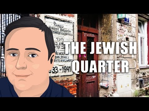 First Time Exploring the Krakow Jewish Quarter in Poland (Travel Vlog Ep. 4)