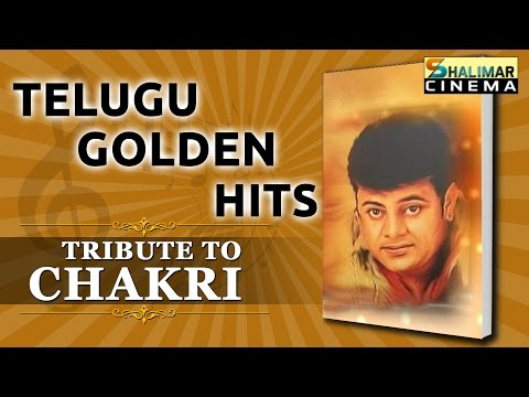 A Tribute to Chakri || Telugu Golden Hit Songs || Best Collection Video Jukebox