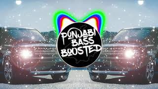 Jass Manak - BOSS  (ReFix) [BASS BOOSTED] | PUNJABI SONGS 2018 | Remix by RAN DHAWA