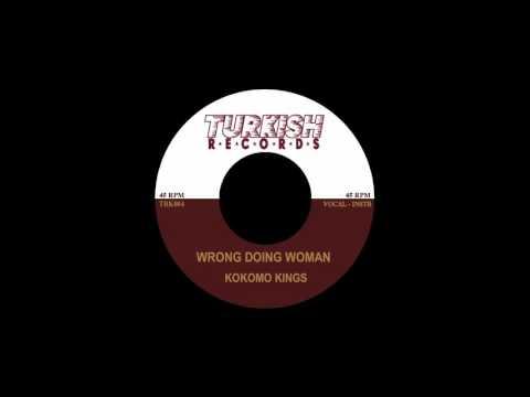The Kokomo Kings - Wrong Doing Woman