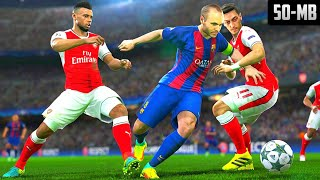 TOP-2 BEST HIGH GRAPHICS FOOTBALL GAMES OF 2018 FOR ANDROID UNDER 50-MB | BEST FOOTBALL GAMES 2018