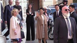 Xi Jinping e first lady a Roma, il videoracconto della giornata nella capitale
