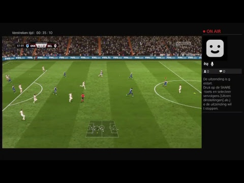 Fifa 18 #2 Krc genk - Beleneses (european shield)