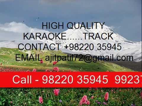 Karte Hain Hum Pyar Mr India Se - Karaoke  Kishore Kumar