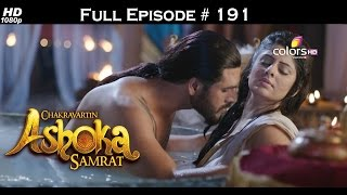 Chakravartin Ashoka Samrat - 22nd October 2015 - चक्रवतीन अशोक सम्राट - Full Episode(HD)