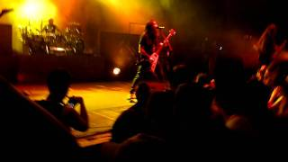 Machine Head - Imperium / Beautiful Mourning - Live @ São Paulo 2011
