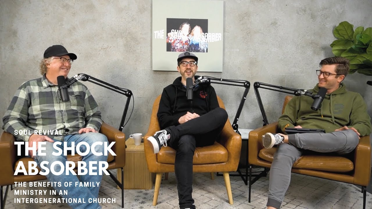 Download THE SHOCK ABSORBER: Season 3, Episode 8 | Benefits of Family Ministry in an Intergenerational Church