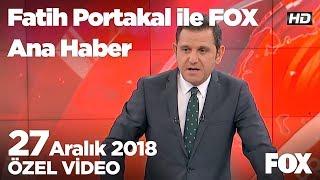 İnşaat sektörünün en zayıf halkası: İşçiler 27 Aralık 2018 Fatih Portakal ile FOX Ana Haber