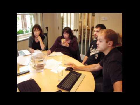 Joomla Tuition Session At 3B