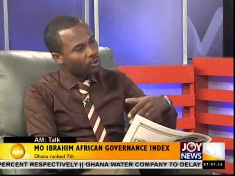 MO Ibrahim African Governance index - AM Talk (1-10-14)